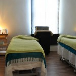 Double treatment room