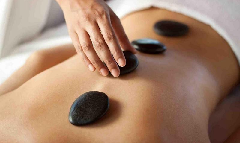 Hot Rock Massage
