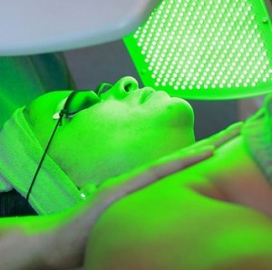 Green LED Light Therapy