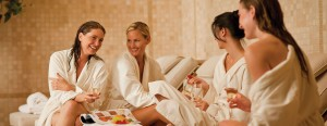 spa parties_girls